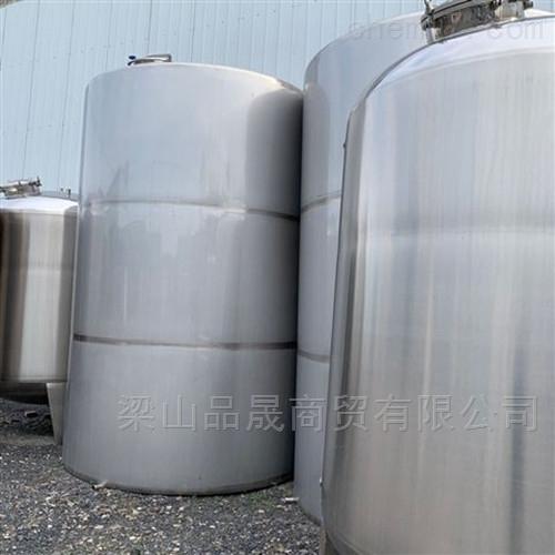 二手不锈钢10吨压力罐