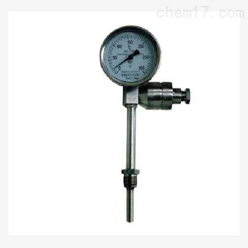 温度变送器的双金属温度计仪表