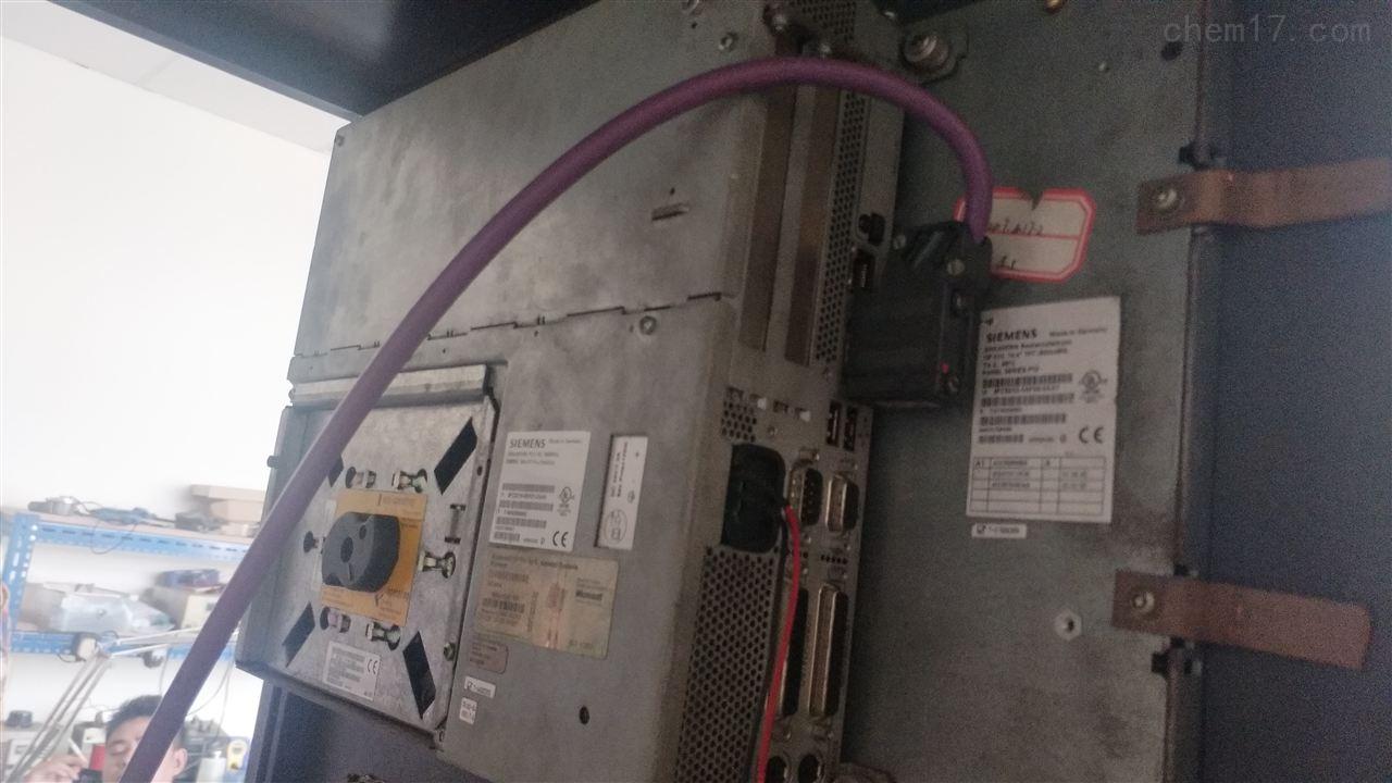 西门子802Dsl数控系统维修各种症状-提供测试视频