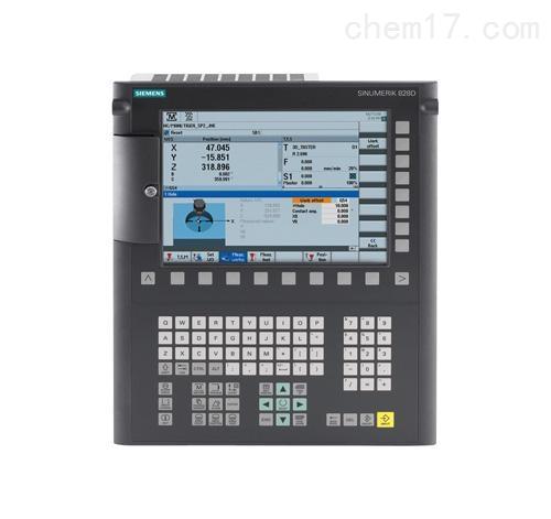 西门子828D数控系统维修各种症状-提供测试视频