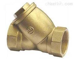 GL11W-16T黃銅過濾器