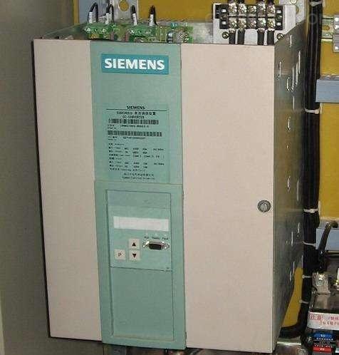 西门子6RA70变频器维修各种疑难症状-送修当天修好