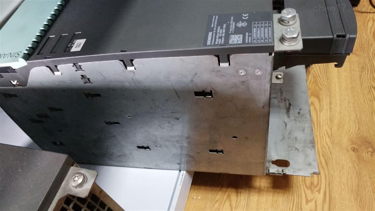 西门子CU320显示报警F07930维修-修复后提供测视频