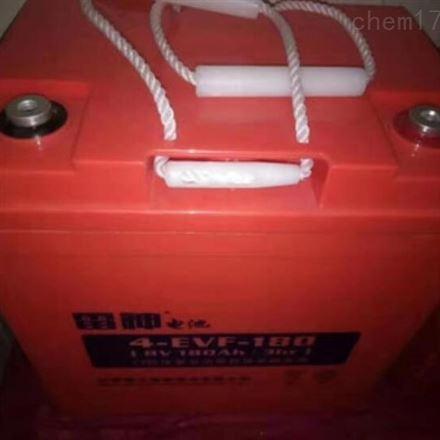 理士雷神3EVF-200 动力蓄电池