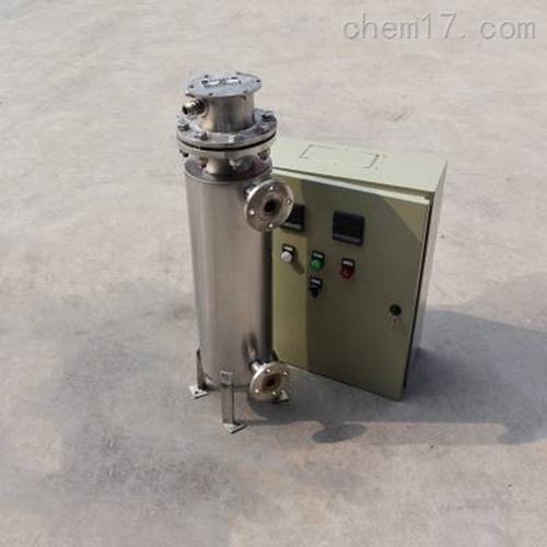 无纺熔喷机管道式加热器