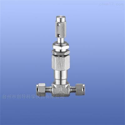 ZTF-1流量调节针形阀