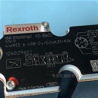 DREBE6X-1X/175MG24K31A1MRexroth力士乐比例阀0811402080原装现货