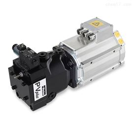 DCP系列派克parker驱动控制泵
