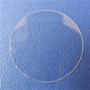 1号圆形超薄石英玻璃盖玻片直径30厚0.17mm