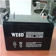 蓄电池WD100-12 12V100AH技术参数