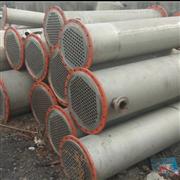 二手钛材质冷凝器价格