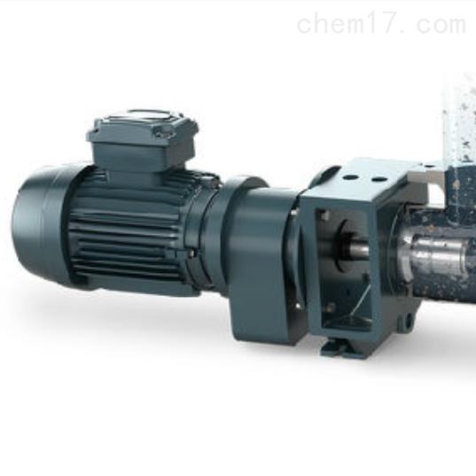 德国NETZSCH耐驰单螺杆泵