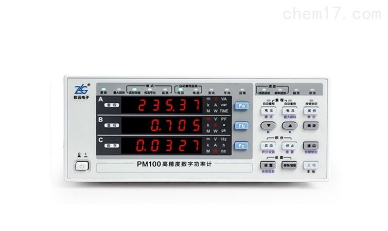 PM100 数字电能功率计价格