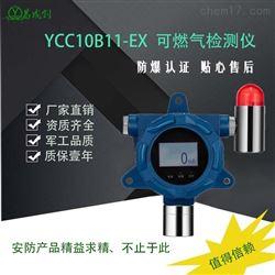 YCC100A-EX在线式可燃气检测仪