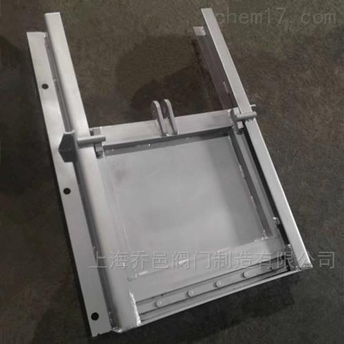 不锈钢水池闸门