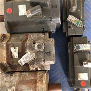 西门子伺服电机通电报警过载跑位修复解决