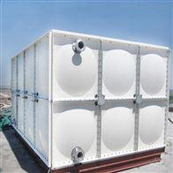 500 600 400 30立方定制宁夏smc玻璃钢水箱