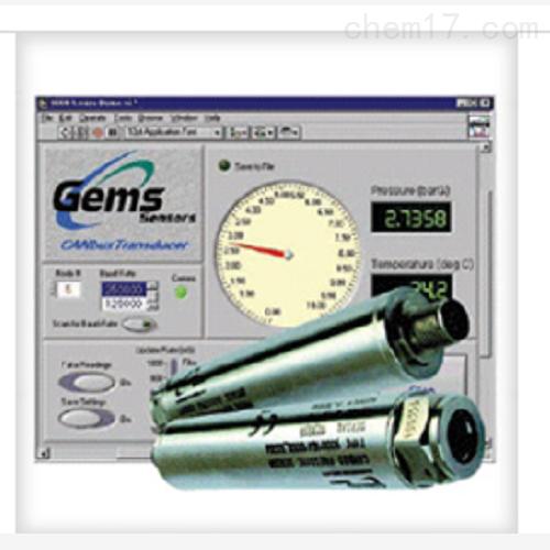 Gems捷迈 数字输出 9000系列精准压力变送器