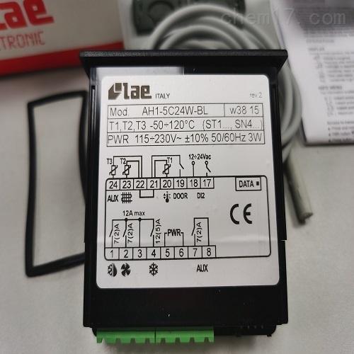 AH1-5C24W-BL温度控制器