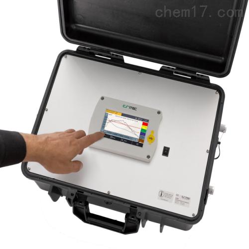 希尔思suto S600便携式压缩空气分析仪