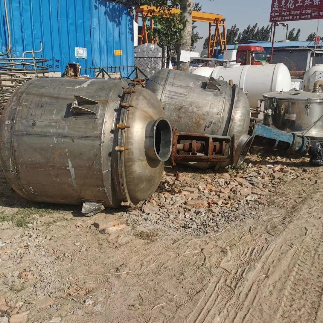 回收二手钛材反应釜