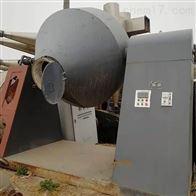 2000L二手双锥真空干燥机操作流程