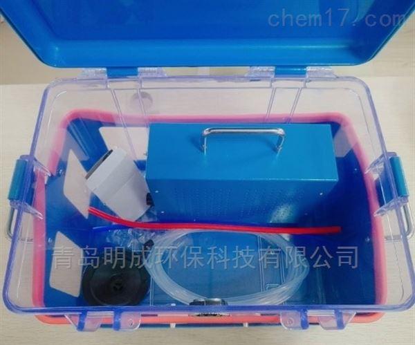 挥发性气体真空气袋采样箱现货供应
