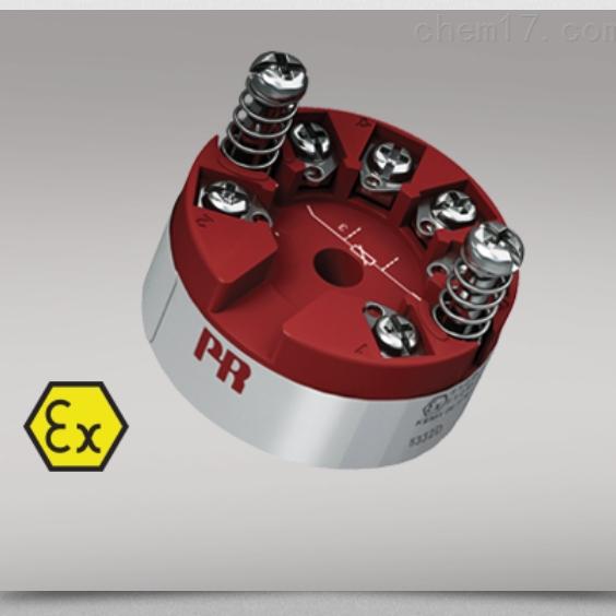 丹麦PR二线制可编程 RTD 变送器