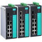 現貨Moxa二層網管型交換機EDS-508A-SS-SC