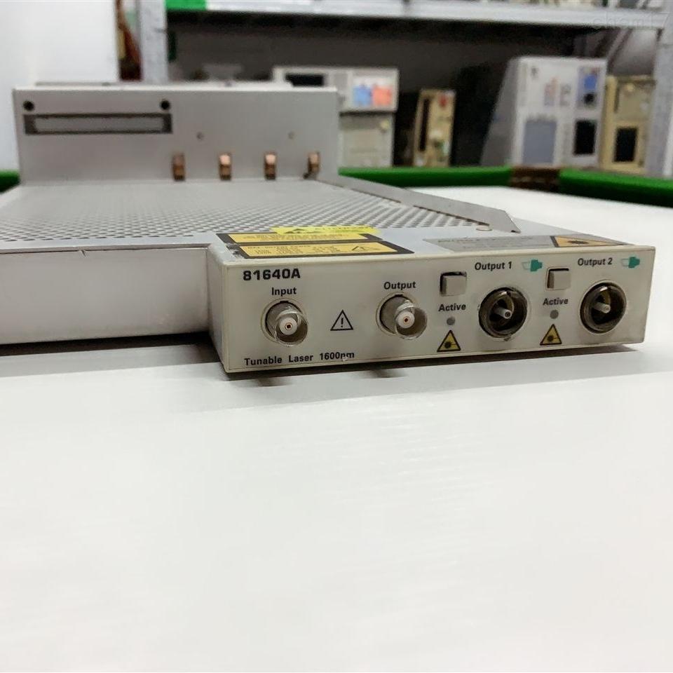 維修出售81640A可調光源模塊安捷倫Agilent