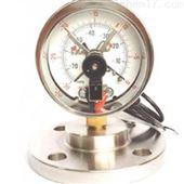 YXC隔膜电接点压力表