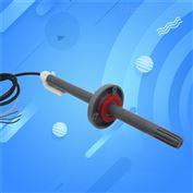 RS485實時監控防塵長杆管道溫濕度變送器