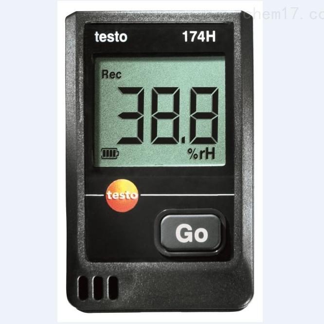 德图testo迷你型温湿度记录仪