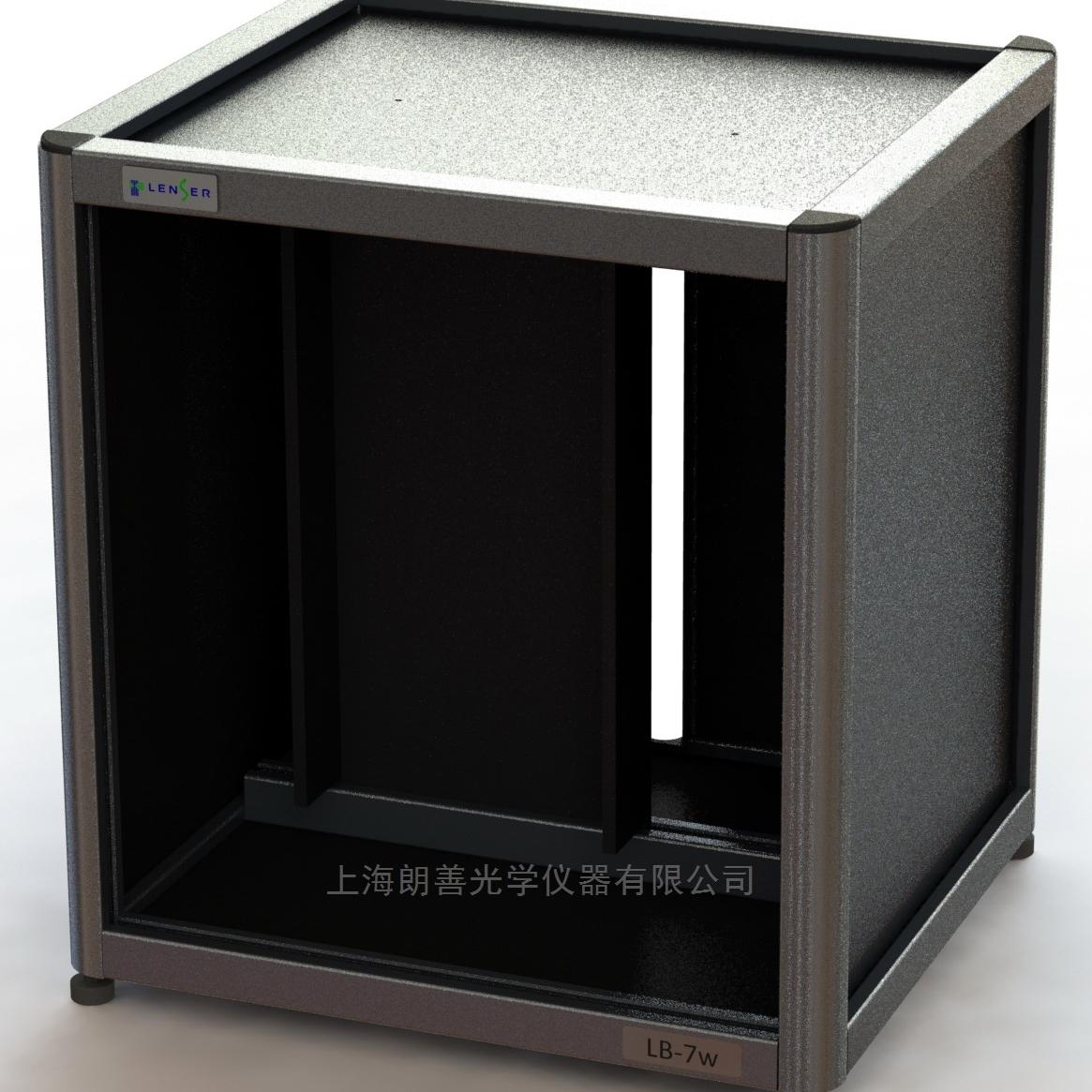 镜片检测目视暗箱