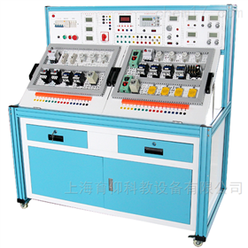 YUYDQGY-09工业电气自动化及电工技能考核实训平台