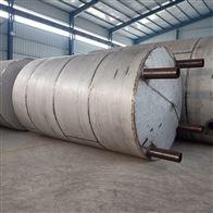 二手不锈钢10吨储罐配置齐全