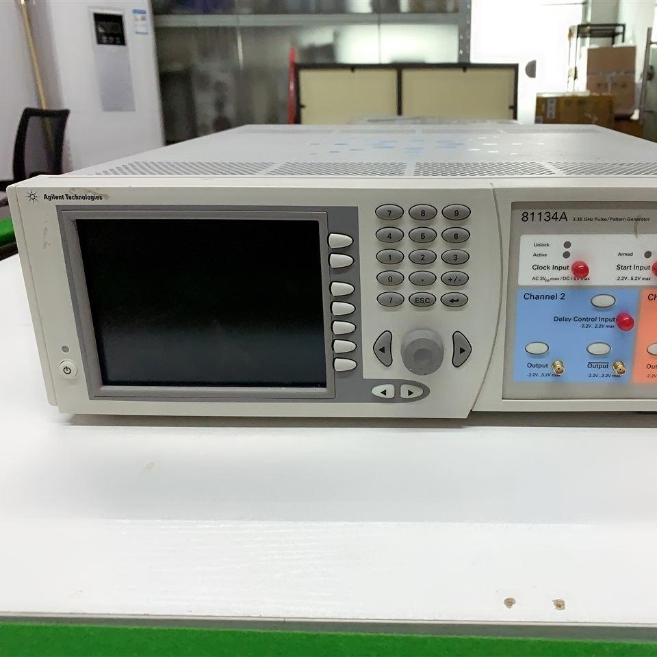 81134A安捷伦Agilent脉冲信号源维修出售