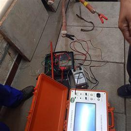 YK8400B电缆故障仪接线方法