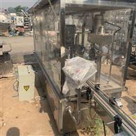 多种长期回收二手六泵液体灌装压盖一体机
