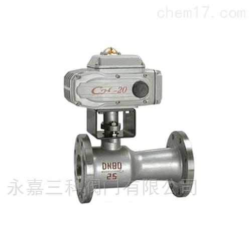 Q941M电动高温球阀