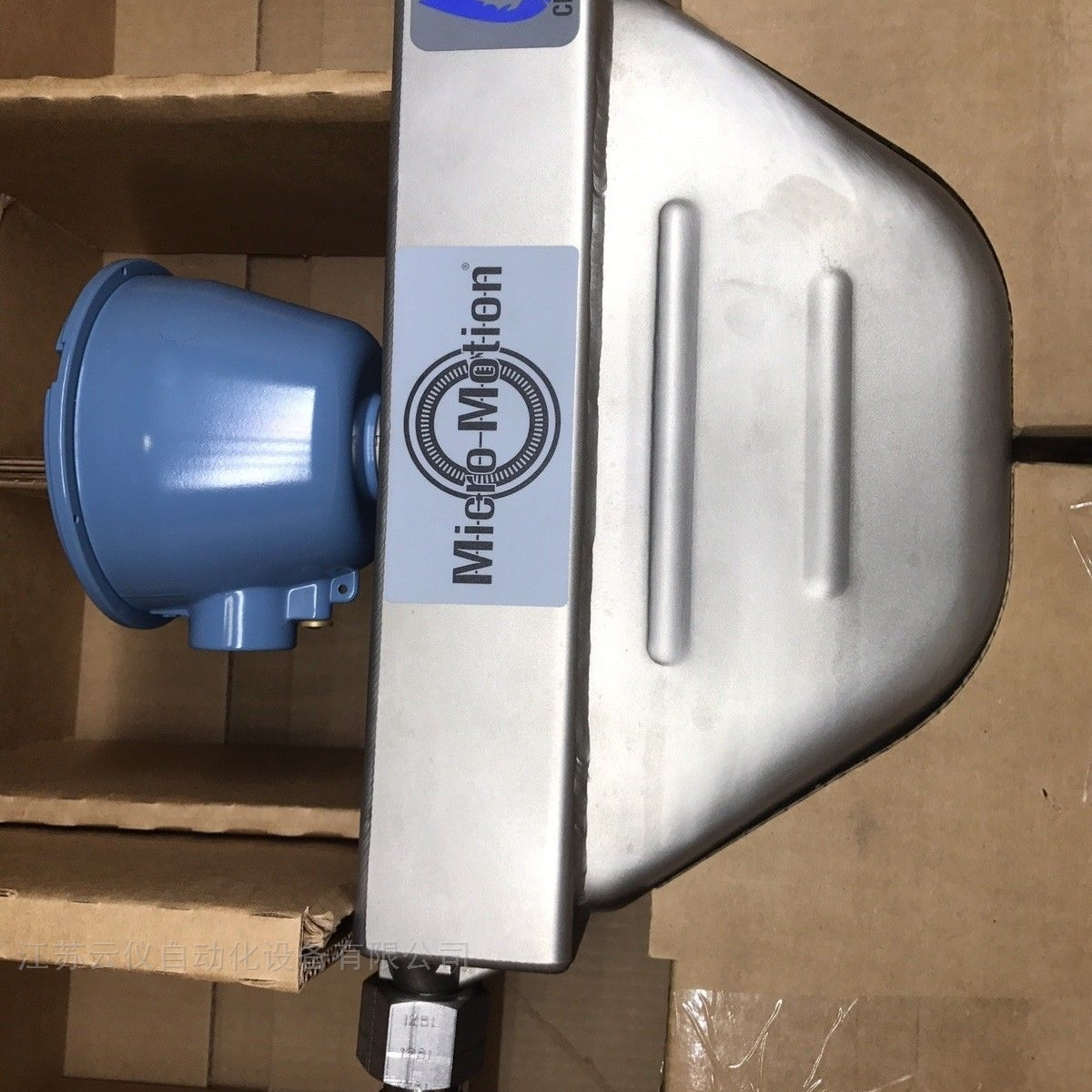 Micro CNG050 压缩天然气质量流量计