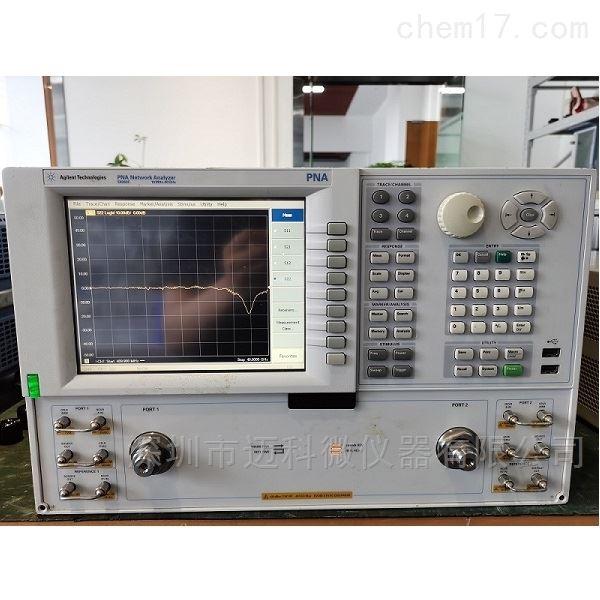 安捷伦网络分析仪E8362C维修