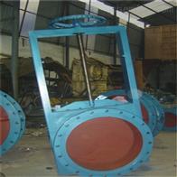 LC-I圆形手动插板阀