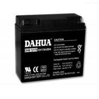 12V17AH大华蓄电池DHB12170直流电源