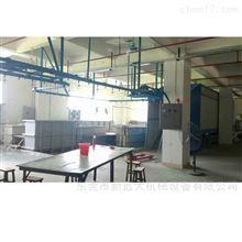 金属烤漆件悬挂线输送机厂家生产