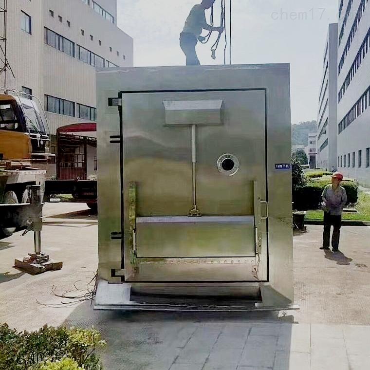 转让药厂八成新30平方真空冷冻干燥机