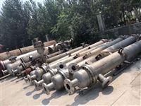 厂家出售二手60平方油水不锈钢冷凝器