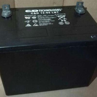C&D 12-20A LBT 12V20AH西恩迪蓄电池 12-20 LBT 12V20AH UPS专用