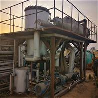 多种长期高价回收二手1吨钛材质MVR蒸发器 浓缩