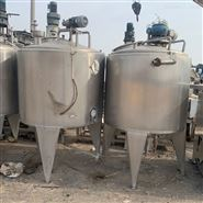 长期回收二手饮料厂 乳品罐 发酵罐